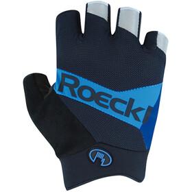 Roeckl Iseo Guanti, nero/blu
